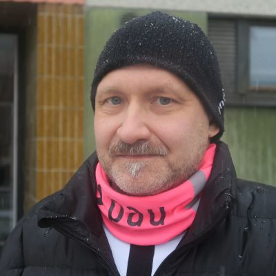 alueluottamusmies Marko Tanner