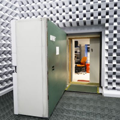 Akustinen laboratorio