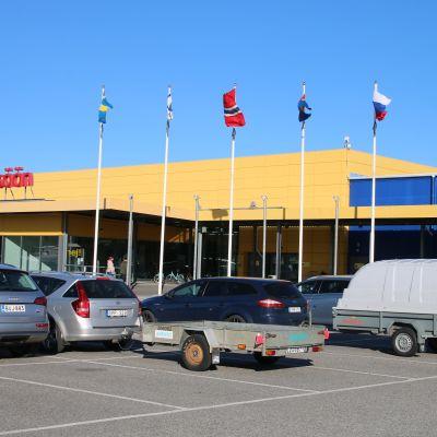 Ikea Ruotsin Haaparannalla