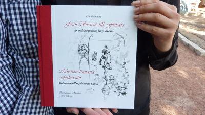 Såhär ser från Svartå till Fiskars-boken ut!