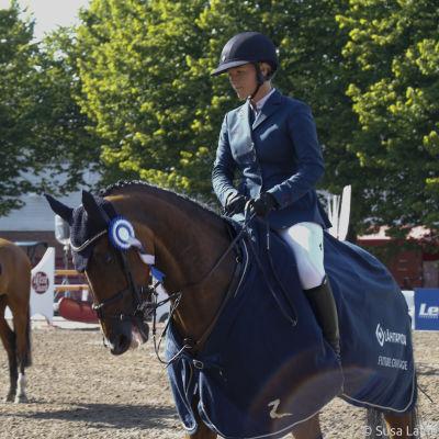 Antonia Hartwall/ Adecci i Sea Horse Week 2016.