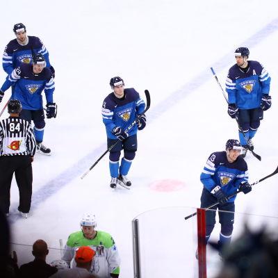 Finlands hockeyherrar har haft en trög start på VM.