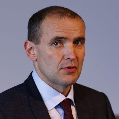 Guðni Thorlacius Jóhannesson, president och fotbollssupporter.