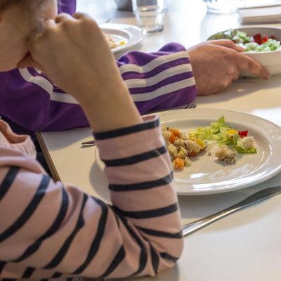 Bespisning på dagis
