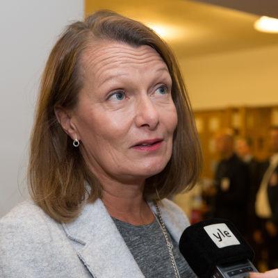 Lenita Toivakka kansanedustaja eduskunta / Kokoomus