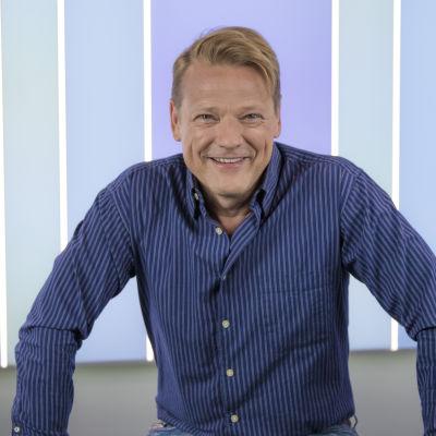 Toimittaja Risto Kuusisto.
