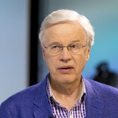Nobel prize winner Economist Bengt Holmström.