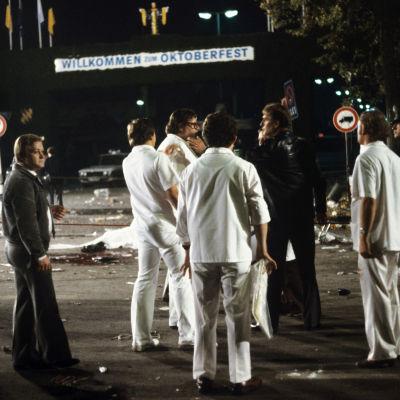 Bombattentatet vid Oktoberfest i München 26.9.1980
