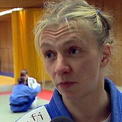 Jaana Sundberg, judoka