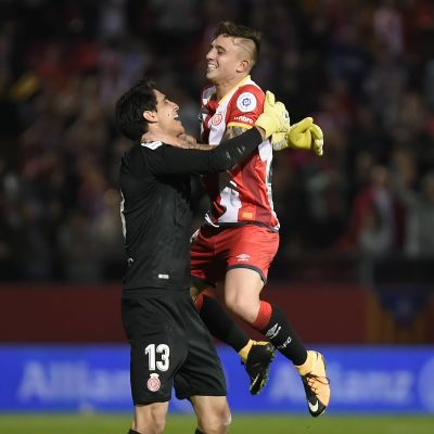 Girona FC skrällde mot Real Madrid.