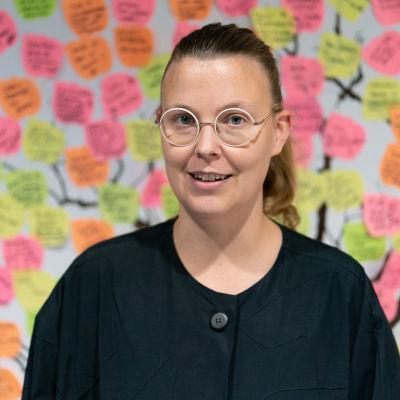 Finnwatchin toiminnanjohtaja Sonja Finér.
