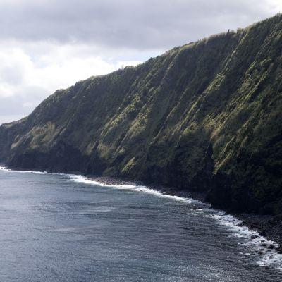 Ponta de Marquesa i ögruppen Azorerna i Portugal.