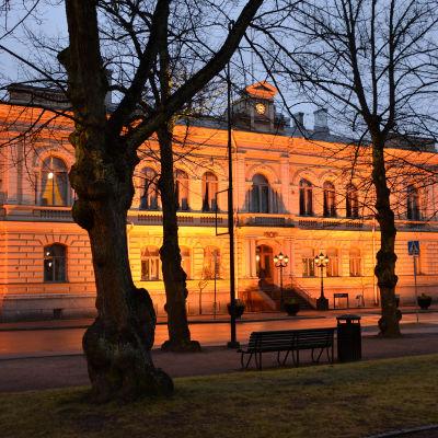 Stadshuset i Borgå 27.11.2019