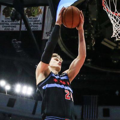 Lauri Markkanen poängbäst i Bulls.