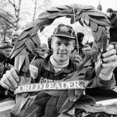 Ari Vatanen vuonna 1981.