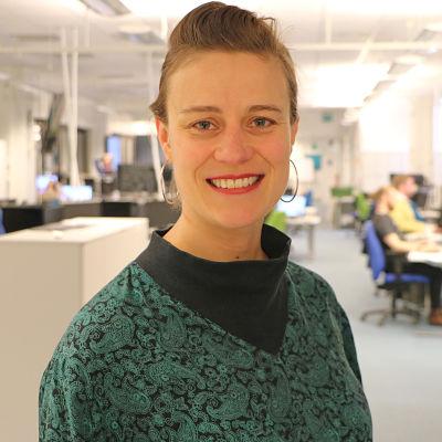 Malin Gustafsson.