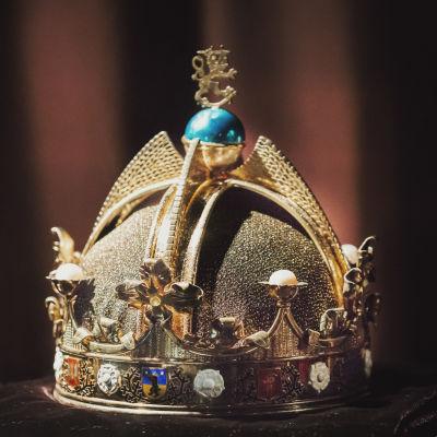 Suomen kuninkaan kruunu.