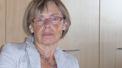 Birgitta Höglund, skoldirektör i Vasa