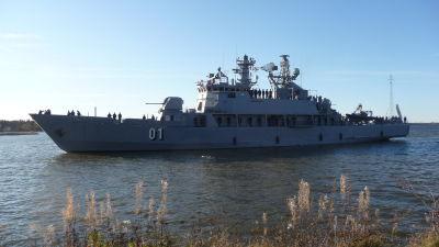 Minfartyget Pohjanmaa