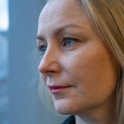 Zaida Bergroth är en finländsk regissör