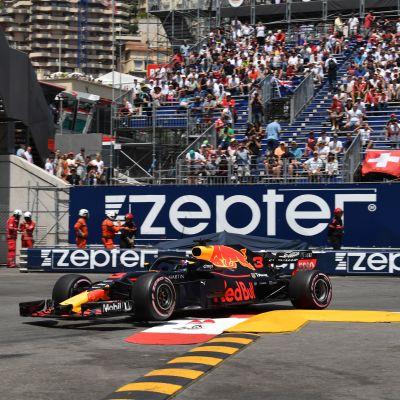 Daniel Ricciardo i Monaco
