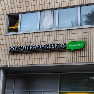 Psykoterapiakeskus Vastaamo. 28.10.2020