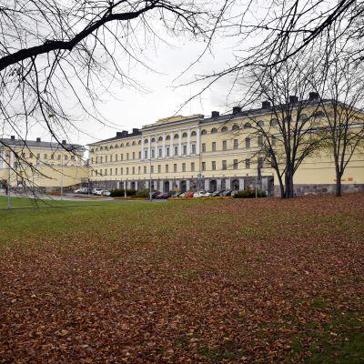 Utrikesministeriet i Helsingfors 23.10.2018
