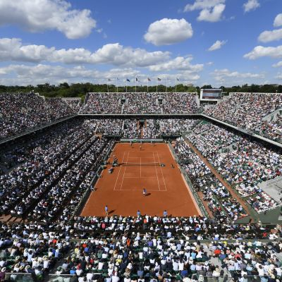 Tenniksen Ranskan avoin turnaus