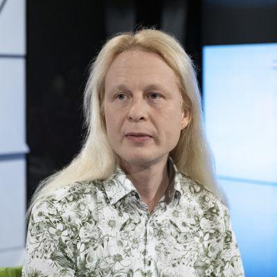 Puheenjohtaja Petrus Pennanen Piraattipuolue