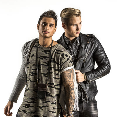Samir & Viktor.