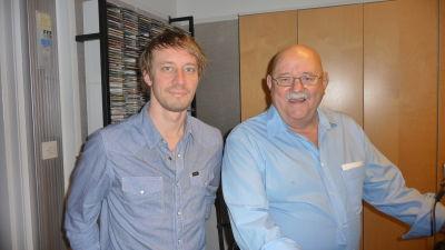 Peter Grannas och Per-Elof Boström