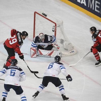 Finland-Kanada, VM 2017.