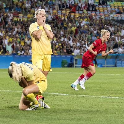 Sverige, OS-final.