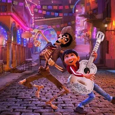 Coco, animaatio, animašuvdna