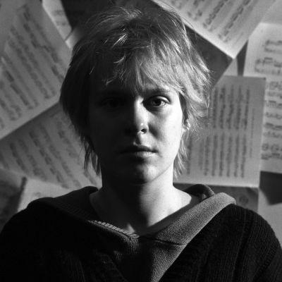 Näyttelijä, lausuja Leea Klemola 1990.