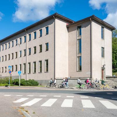 Riihimäen kaupungintalo.