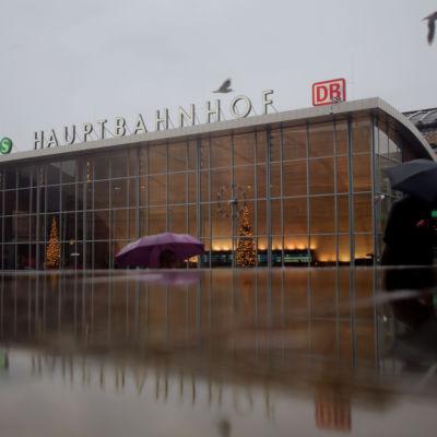 Centralstationen i Köln