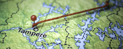 Kuva kartasta