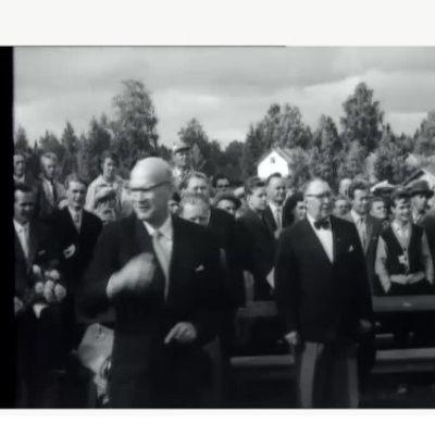 Kuvakaappaus Elonet -verkkopalvelusta jossa dokumenttielokuva Pielavedeltä.