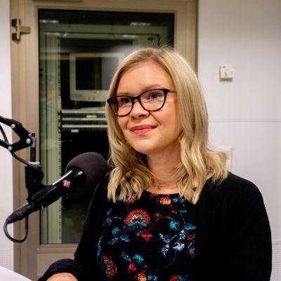 Hanna Lundström.