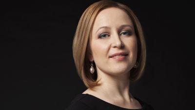 sopranen Kajsa Dahlbäck