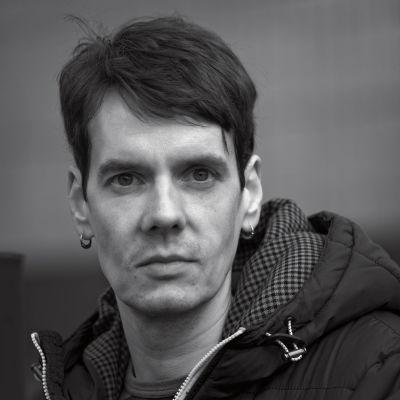 Kirjailija Ossi Nyman