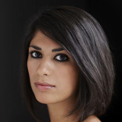 Författaren Sahar Delijani