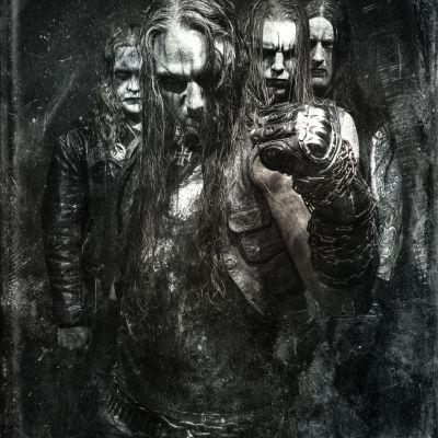 Svenska black metal -bandet Marduk.