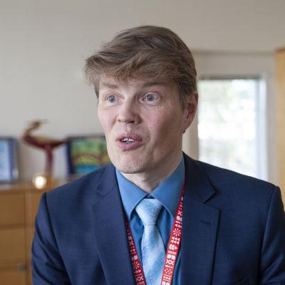 Jarkko Määttänen, kaupunginjohtaja, Lieksa