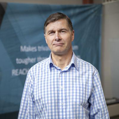 Savoc toimitusjohtaja Osmo Jahkola