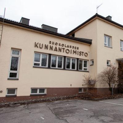 Ruokolahden kunnantalo