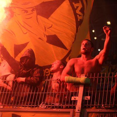 Legia Varsovan fani