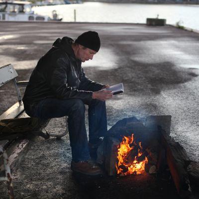 Kirjailija Juha Hurme