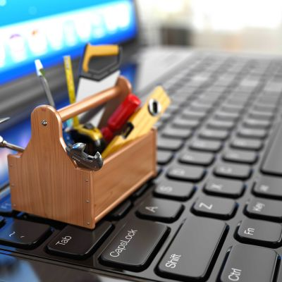 Tietokoneen työkalupakki